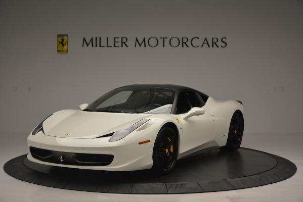 Used 2010 Ferrari 458 Italia for sale Sold at Alfa Romeo of Greenwich in Greenwich CT 06830 1