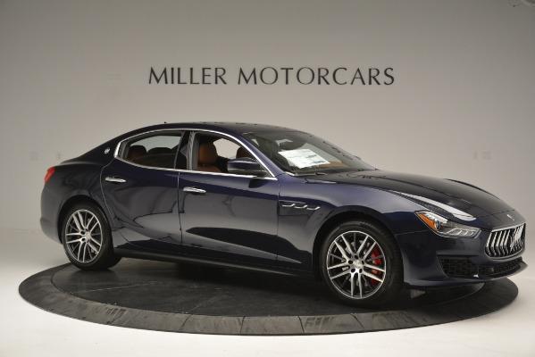 New 2019 Maserati Ghibli S Q4 for sale Sold at Alfa Romeo of Greenwich in Greenwich CT 06830 10