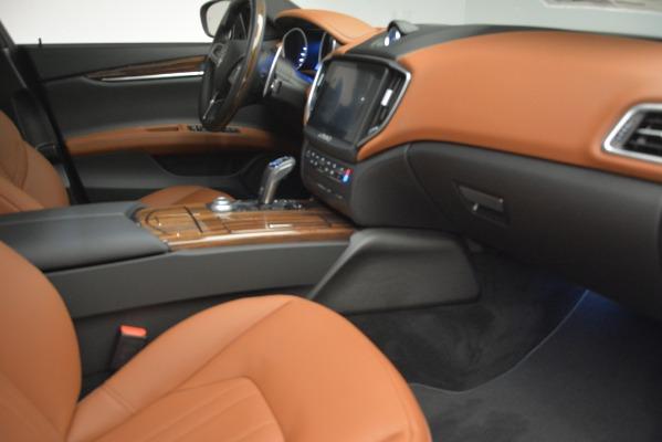 New 2019 Maserati Ghibli S Q4 for sale Sold at Alfa Romeo of Greenwich in Greenwich CT 06830 19