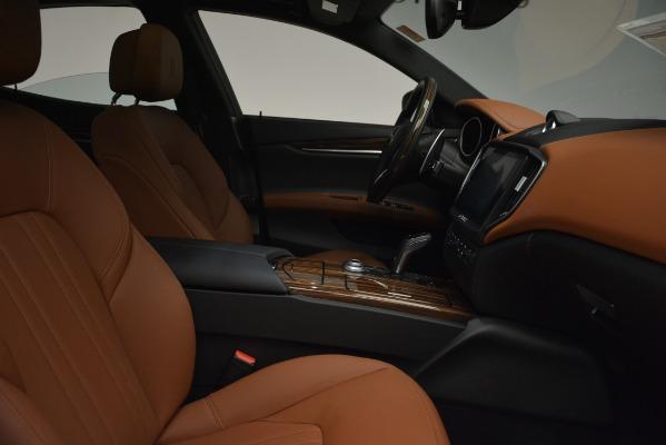 New 2019 Maserati Ghibli S Q4 for sale Sold at Alfa Romeo of Greenwich in Greenwich CT 06830 20