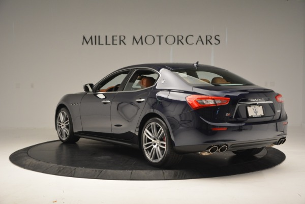 New 2019 Maserati Ghibli S Q4 for sale Sold at Alfa Romeo of Greenwich in Greenwich CT 06830 5
