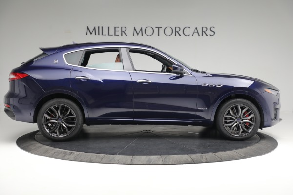 New 2019 Maserati Levante S Q4 GranSport for sale Sold at Alfa Romeo of Greenwich in Greenwich CT 06830 9