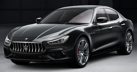 New 2019 Maserati Ghibli S Q4 GranSport for sale Sold at Alfa Romeo of Greenwich in Greenwich CT 06830 1