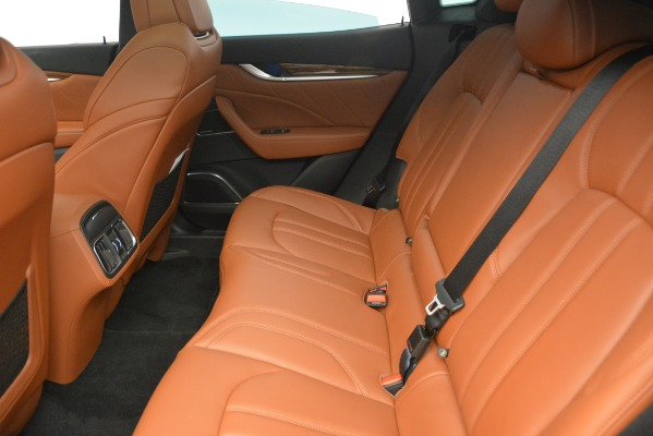 New 2019 Maserati Levante S Q4 GranSport for sale Sold at Alfa Romeo of Greenwich in Greenwich CT 06830 18