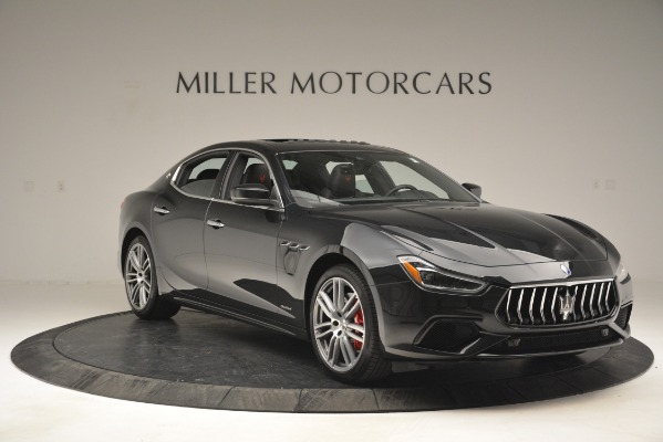 New 2019 Maserati Ghibli S Q4 GranSport for sale Sold at Alfa Romeo of Greenwich in Greenwich CT 06830 12