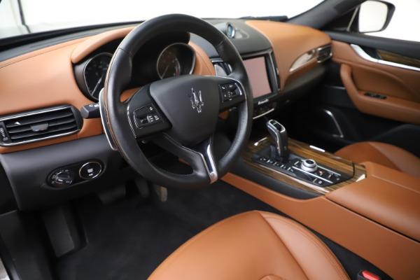 Used 2019 Maserati Levante Q4 GranLusso for sale Sold at Alfa Romeo of Greenwich in Greenwich CT 06830 13