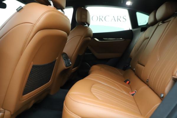 Used 2019 Maserati Levante Q4 GranLusso for sale Sold at Alfa Romeo of Greenwich in Greenwich CT 06830 19