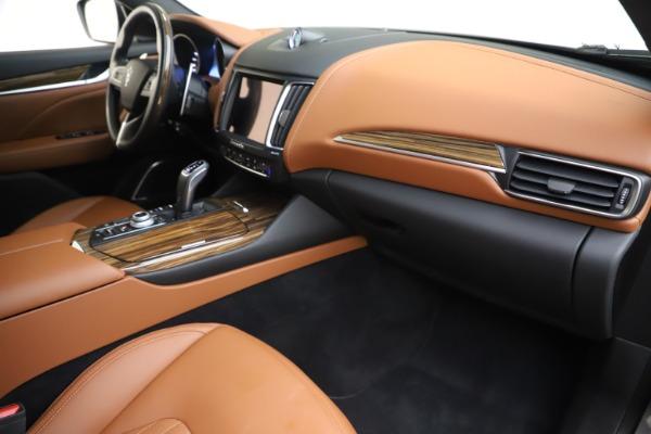 Used 2019 Maserati Levante Q4 GranLusso for sale Sold at Alfa Romeo of Greenwich in Greenwich CT 06830 22