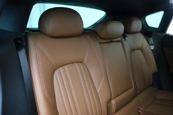 Used 2019 Maserati Levante Q4 GranLusso for sale Sold at Alfa Romeo of Greenwich in Greenwich CT 06830 26