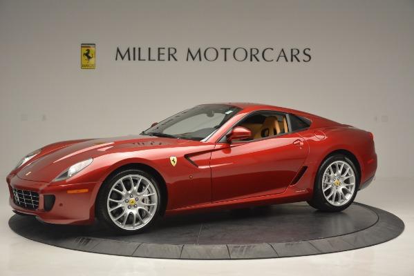 Used 2009 Ferrari 599 GTB Fiorano for sale Sold at Alfa Romeo of Greenwich in Greenwich CT 06830 2