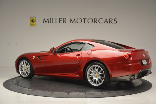 Used 2009 Ferrari 599 GTB Fiorano for sale Sold at Alfa Romeo of Greenwich in Greenwich CT 06830 4