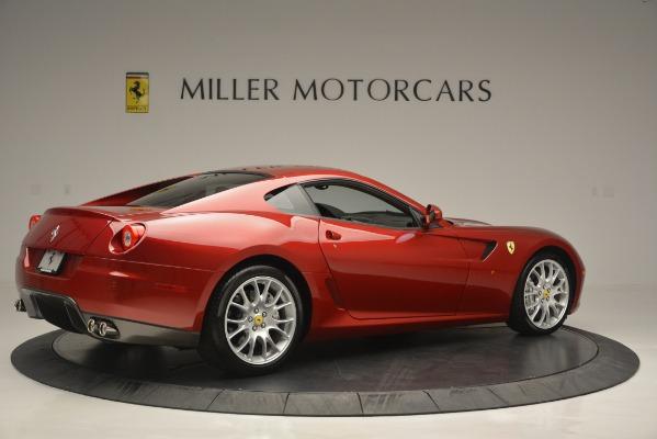 Used 2009 Ferrari 599 GTB Fiorano for sale Sold at Alfa Romeo of Greenwich in Greenwich CT 06830 8