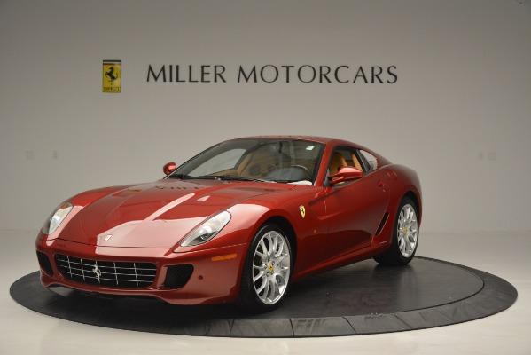 Used 2009 Ferrari 599 GTB Fiorano for sale Sold at Alfa Romeo of Greenwich in Greenwich CT 06830 1