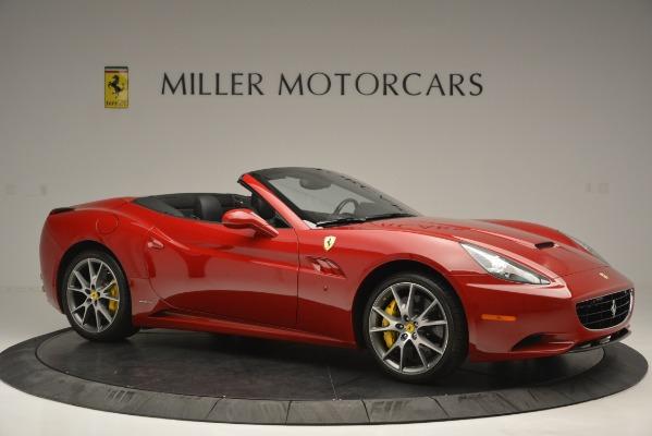 Used 2011 Ferrari California for sale Sold at Alfa Romeo of Greenwich in Greenwich CT 06830 11