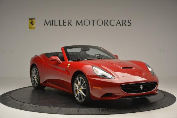 Used 2011 Ferrari California for sale Sold at Alfa Romeo of Greenwich in Greenwich CT 06830 12