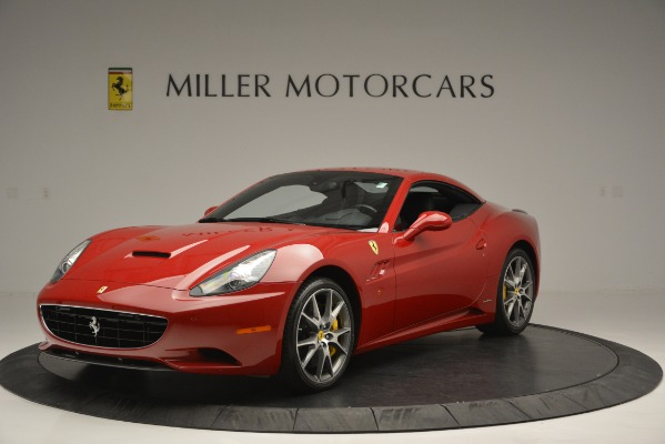 Used 2011 Ferrari California for sale Sold at Alfa Romeo of Greenwich in Greenwich CT 06830 13