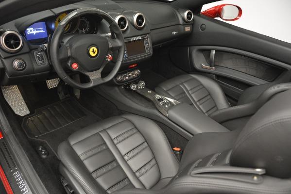 Used 2011 Ferrari California for sale Sold at Alfa Romeo of Greenwich in Greenwich CT 06830 18