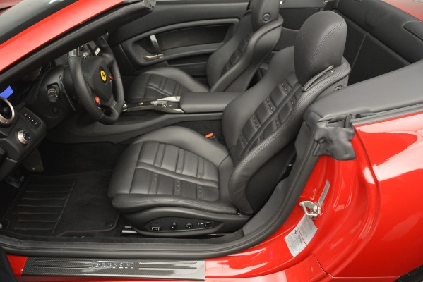 Used 2011 Ferrari California for sale Sold at Alfa Romeo of Greenwich in Greenwich CT 06830 19