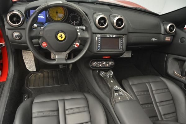 Used 2011 Ferrari California for sale Sold at Alfa Romeo of Greenwich in Greenwich CT 06830 22