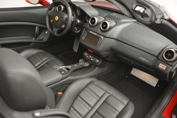 Used 2011 Ferrari California for sale Sold at Alfa Romeo of Greenwich in Greenwich CT 06830 26