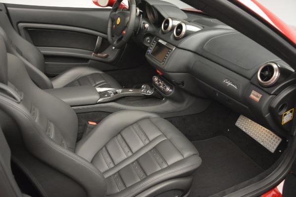 Used 2011 Ferrari California for sale Sold at Alfa Romeo of Greenwich in Greenwich CT 06830 27
