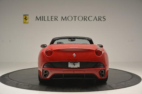 Used 2011 Ferrari California for sale Sold at Alfa Romeo of Greenwich in Greenwich CT 06830 7