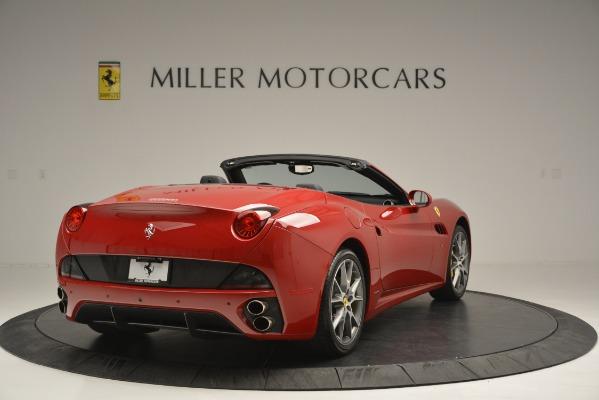 Used 2011 Ferrari California for sale Sold at Alfa Romeo of Greenwich in Greenwich CT 06830 8