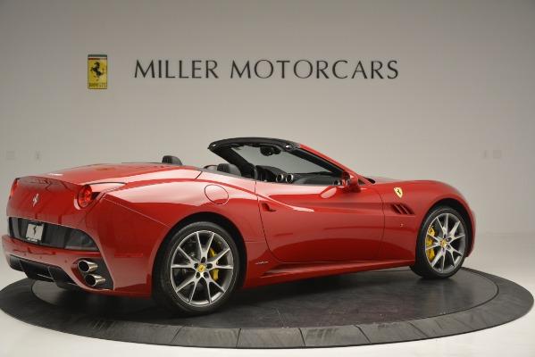 Used 2011 Ferrari California for sale Sold at Alfa Romeo of Greenwich in Greenwich CT 06830 9