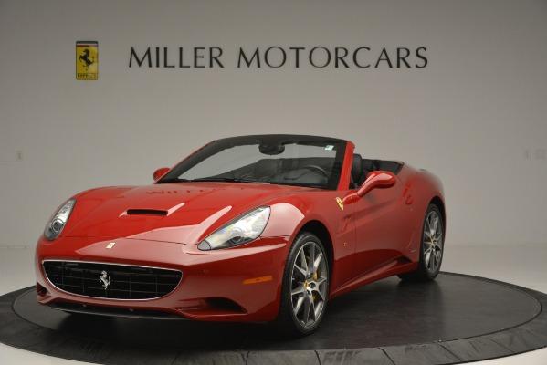 Used 2011 Ferrari California for sale Sold at Alfa Romeo of Greenwich in Greenwich CT 06830 1