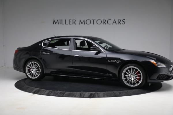 Used 2019 Maserati Quattroporte S Q4 GranLusso for sale $69,900 at Alfa Romeo of Greenwich in Greenwich CT 06830 10