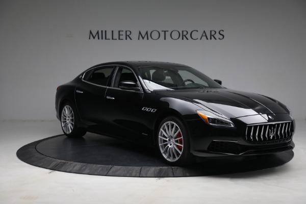Used 2019 Maserati Quattroporte S Q4 GranLusso for sale $69,900 at Alfa Romeo of Greenwich in Greenwich CT 06830 11