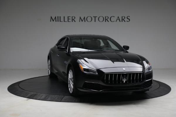 Used 2019 Maserati Quattroporte S Q4 GranLusso for sale $69,900 at Alfa Romeo of Greenwich in Greenwich CT 06830 12