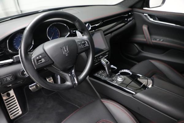Used 2019 Maserati Quattroporte S Q4 GranLusso for sale $69,900 at Alfa Romeo of Greenwich in Greenwich CT 06830 14