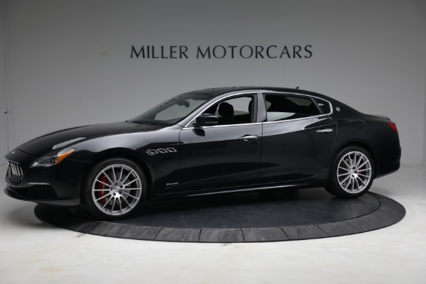 Used 2019 Maserati Quattroporte S Q4 GranLusso for sale $69,900 at Alfa Romeo of Greenwich in Greenwich CT 06830 2