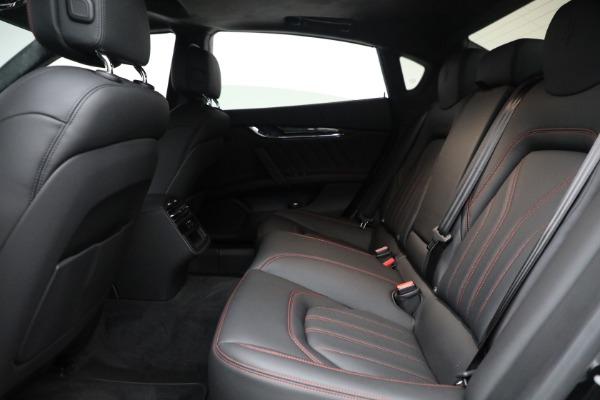 Used 2019 Maserati Quattroporte S Q4 GranLusso for sale $69,900 at Alfa Romeo of Greenwich in Greenwich CT 06830 23