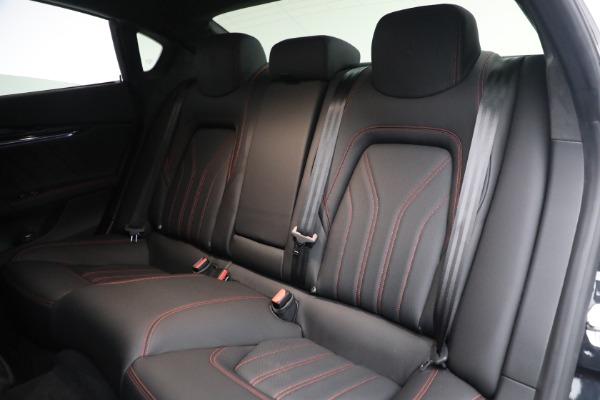 Used 2019 Maserati Quattroporte S Q4 GranLusso for sale $69,900 at Alfa Romeo of Greenwich in Greenwich CT 06830 24