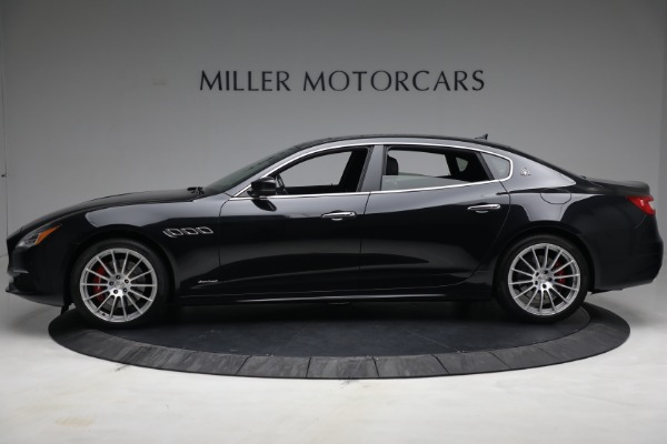 Used 2019 Maserati Quattroporte S Q4 GranLusso for sale $69,900 at Alfa Romeo of Greenwich in Greenwich CT 06830 3
