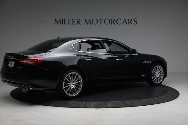 Used 2019 Maserati Quattroporte S Q4 GranLusso for sale $69,900 at Alfa Romeo of Greenwich in Greenwich CT 06830 8