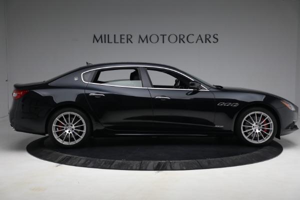 Used 2019 Maserati Quattroporte S Q4 GranLusso for sale $69,900 at Alfa Romeo of Greenwich in Greenwich CT 06830 9