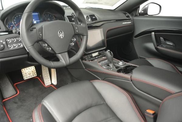 New 2018 Maserati GranTurismo Sport for sale Sold at Alfa Romeo of Greenwich in Greenwich CT 06830 13