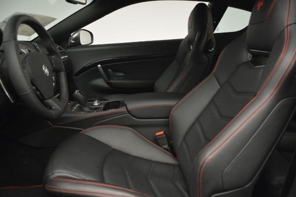 New 2018 Maserati GranTurismo Sport for sale Sold at Alfa Romeo of Greenwich in Greenwich CT 06830 15