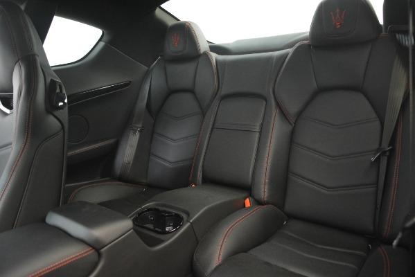New 2018 Maserati GranTurismo Sport for sale Sold at Alfa Romeo of Greenwich in Greenwich CT 06830 18