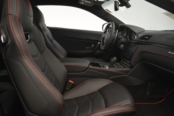 New 2018 Maserati GranTurismo Sport for sale Sold at Alfa Romeo of Greenwich in Greenwich CT 06830 20