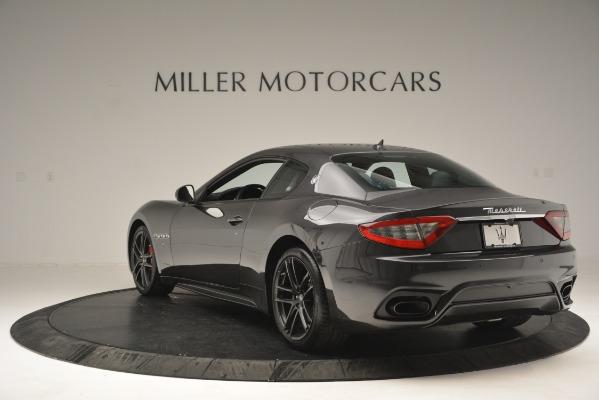 New 2018 Maserati GranTurismo Sport for sale Sold at Alfa Romeo of Greenwich in Greenwich CT 06830 5