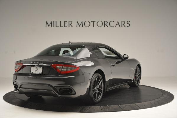 New 2018 Maserati GranTurismo Sport for sale Sold at Alfa Romeo of Greenwich in Greenwich CT 06830 7