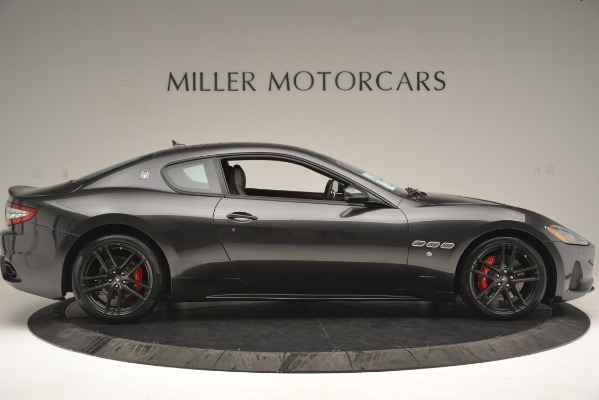 New 2018 Maserati GranTurismo Sport for sale Sold at Alfa Romeo of Greenwich in Greenwich CT 06830 8