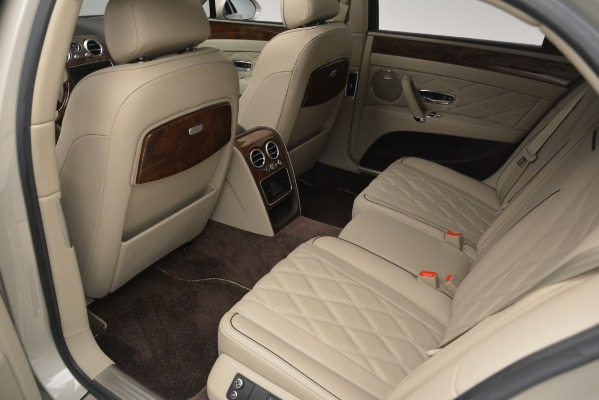 Used 2014 Bentley Flying Spur W12 for sale Sold at Alfa Romeo of Greenwich in Greenwich CT 06830 24