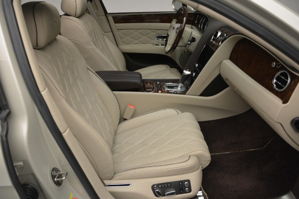 Used 2014 Bentley Flying Spur W12 for sale Sold at Alfa Romeo of Greenwich in Greenwich CT 06830 27