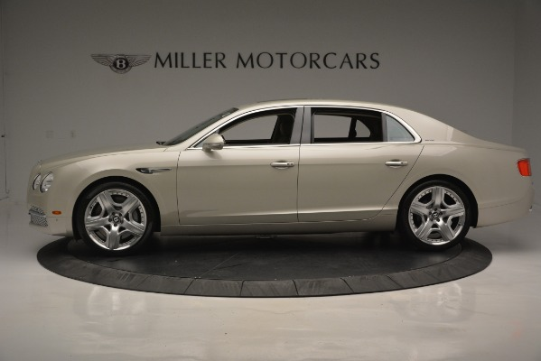 Used 2014 Bentley Flying Spur W12 for sale Sold at Alfa Romeo of Greenwich in Greenwich CT 06830 3