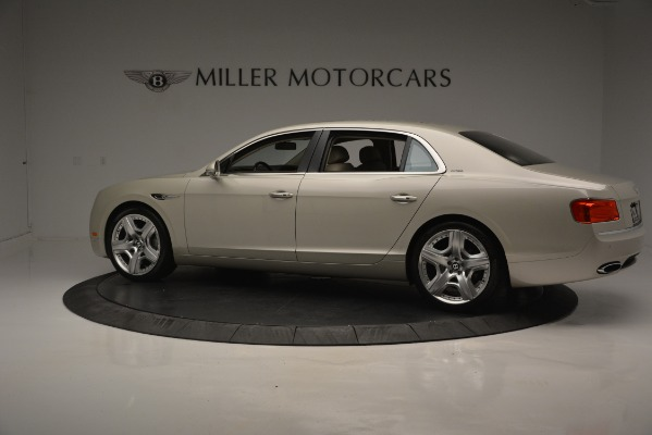 Used 2014 Bentley Flying Spur W12 for sale Sold at Alfa Romeo of Greenwich in Greenwich CT 06830 4